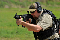Ronin Combat Strategies - Combat Pistol/Rifle, 3/31/12