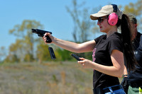 Modern Warrior - Woman's 1-Day Pistol, 04/19/14